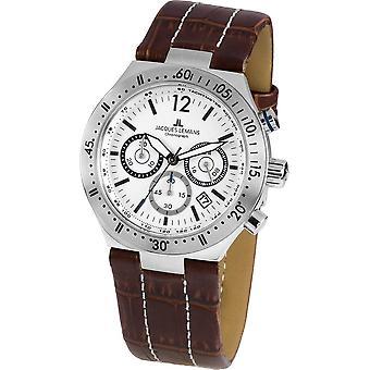 Jacques Lemans - Wristwatch - Men - Dover - Sport - 1-1837B