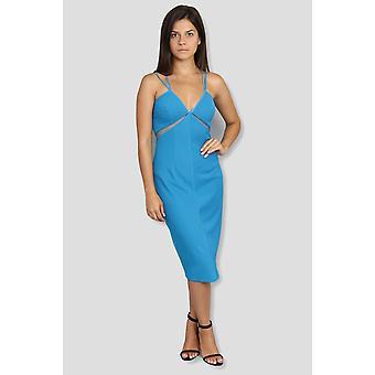 Η τέχνη της μόδας midi φόρεμα