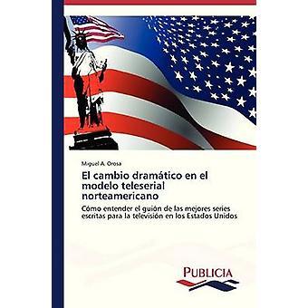 El cambio dramtico en el modelo teleserial norteamericano by Orosa Miguel A.