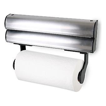 Distribuidor de papel Confortime Pvc (34 X 20 x 9 cm)