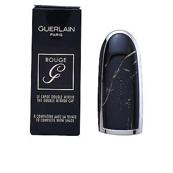 Guerlain Rouge G Le Capot Miroir Double #neo-gotico 1 Pz per le donne