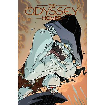 AllAction Classics The Odyssey by Homer