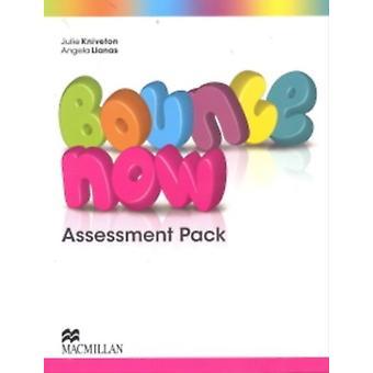 Bounce Now Assess Pk by Kniveton J   Llanas - 9780230419940 Book