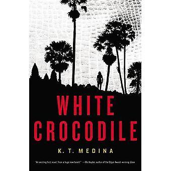 White Crocodile by K T Medina - 9780316374002 Book