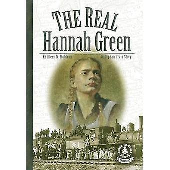 Real Hannah Green by Kathleen Muldoon - 9780756910822 Book