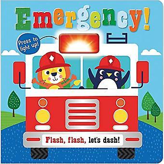 Emergency! by Hayley Kershaw - 9781788437042 Book