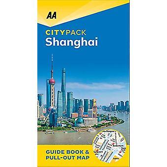 Shanghai - AA CityPack - 9780749581800 Book