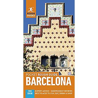Pocket Rough Guide Barcelona (Travel Guide with Free eBook) by Rough