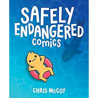 Safely Endangered Comics by Chris McCoy - 9781449497163 Book