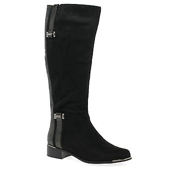 Lunar (GRS) Linvale Womens Knee High Boots