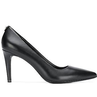 Michael kors dorothy flex pumps high heels womens black