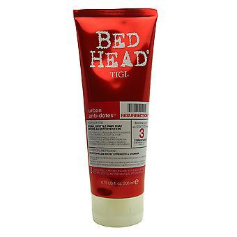 Tigi Bed Head Urban Resurrection Conditioner Damage Level 3  6.76 oz