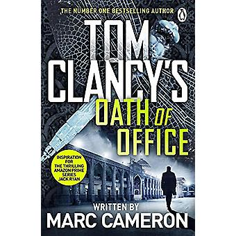 Tom Clancy's Oath of Office by Marc Cameron - 9781405935470 Book