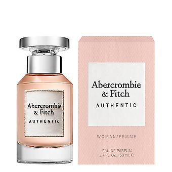 Abercrombie & Fitch - Authentische Frauen - Eau De Parfum - 100ML
