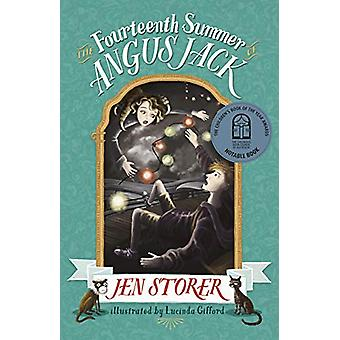 The Fourteenth Summer of Angus Jack by Jen Storer - 9780733334436 Book