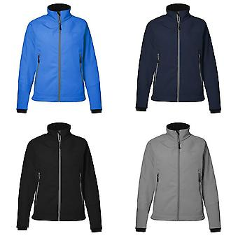 ID Womens/Ladies Functional Full Zip Regular Fitted Soft Shell Jacket