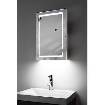 RGB audio Kúpeľňové skrinky so snímačom & zásuvka na holiaci strojček k386rgbaud