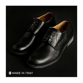 SB 3012 - Shoes - Lace-up shoes - 08_CRUST_NERO - Men - Schwartz - EU 41