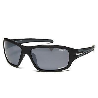 New Sinner Kids' Frost Sunglasses Black