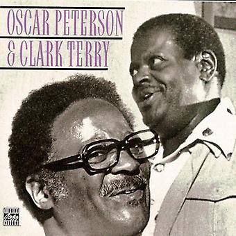 Peterson/Terry - importation USA Oscar Peterson & Clark Terry [CD]