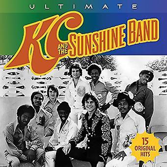 Kc & the Sunshine Band - Ultimate Kc & the Sunshine Band: 15 Original Hits [CD] USA import