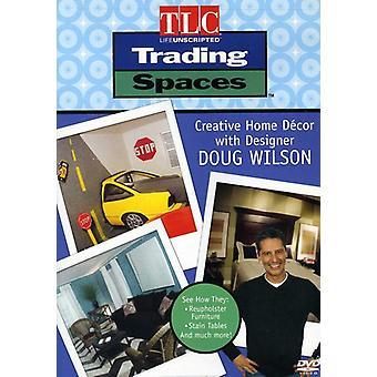 Creative Home Decor with Designer Doug Wilson [DVD] USA import