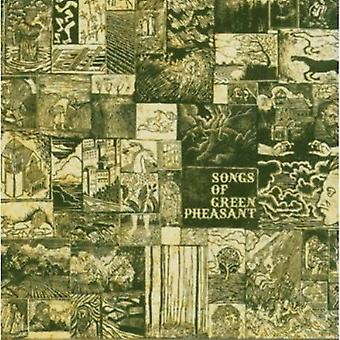 Songs Of Green Pheasant [CD] USA import