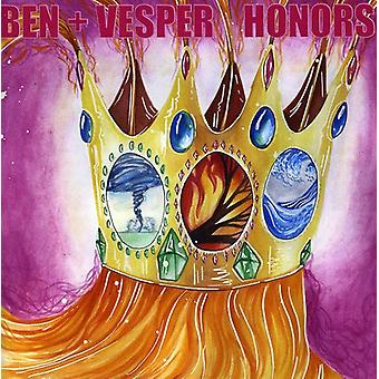 Honors [CD] USA import