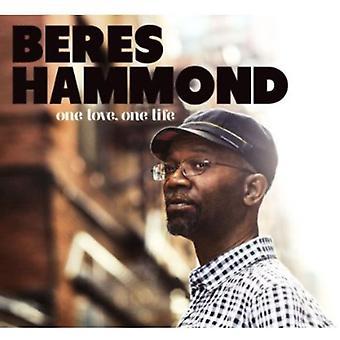 Beres Hammond - One Love One Life [CD] USA import