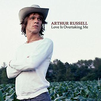 Arthur Russell - Love Is Overtaking Me [Vinyl] USA import