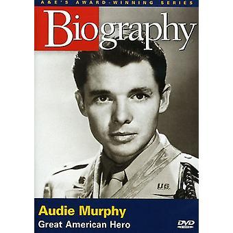 Audie Murphy [DVD] USA import