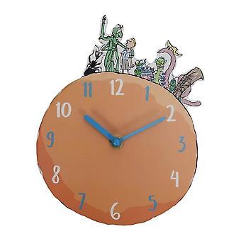 Roald Dahl James et l'horloge géante de mantel de pêche