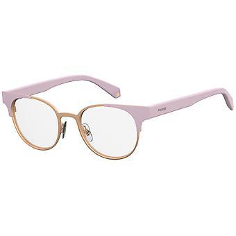 Polaroid Junior PLDD341 S45 Pink Gold ** Glasses