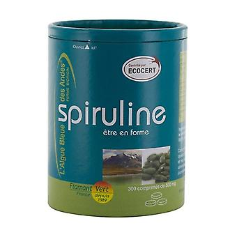 Spirulina 300 tablets of 500mg