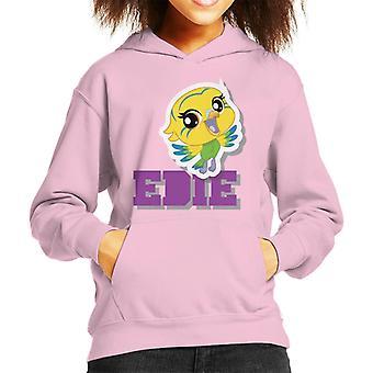 Littlest Pet Shop Edie Smile Kid's Hooded Sweatshirt
