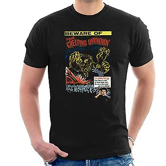 Hammer Horror Films Quatermass The Creeping Unknown Men's T-Shirt