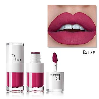 Matte Liquid Waterproof Red Velvet Lip Makeup - Long Lasting Lip Gloss Tint Matte Lip Gloss