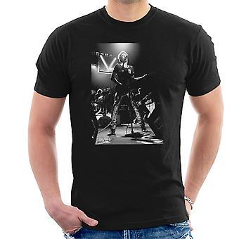 Vibratorer Ian Knox Carnochan 1977 mænd T-Shirt