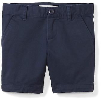 Essentials Big Girlsă Uniform Short, Navy Blazer,14