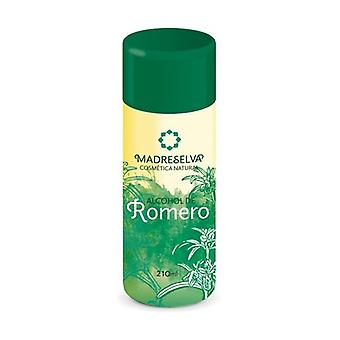 Rosemary alcohol 200 ml of oil