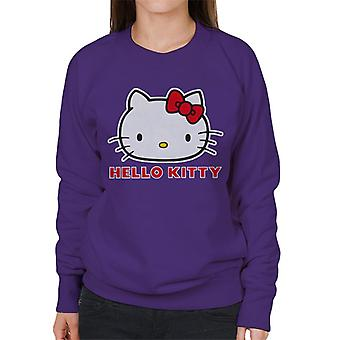 Hello Kitty Classic Pose Women's Moletom