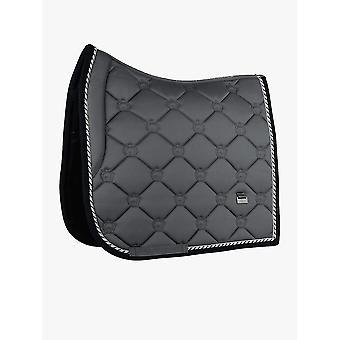 PS of Sweden Ps Of Sweden Monogram Dressage Saddle Pad - Anthracite