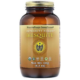 HealthForce Superfoods, Integrity Foods, Mesquite, 6.3 oz (180 g)