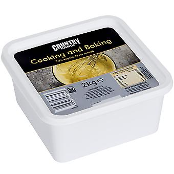 Country Range Cooking and Baking 70% Veg Fat Spread
