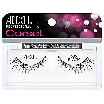 Ardell Corset Professional False Eyelashes - 505 - Lightweight & Reusable