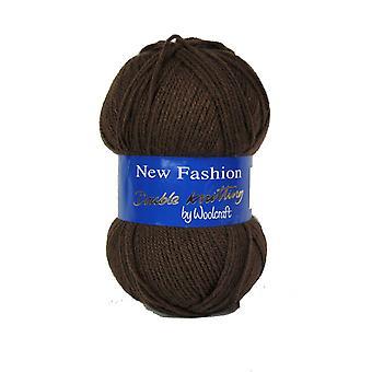 Woolcraft Double Knitting Acrylic Wool Yarn 100g Balls