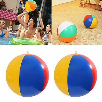 Inflatable Beach Ball- Summer Beach Swimming For Adults / Kids