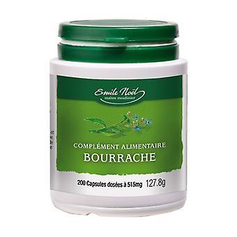 Virgin Bourrache 200 capsules