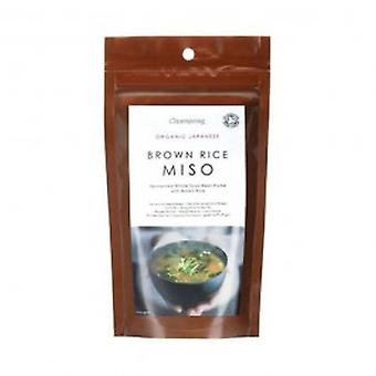 Clearspring - Org. Brown Rice Miso pouch 300 g