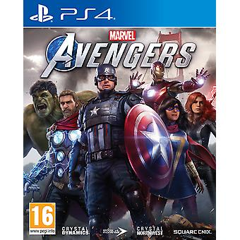Marvel's Avengers PS4 Peli